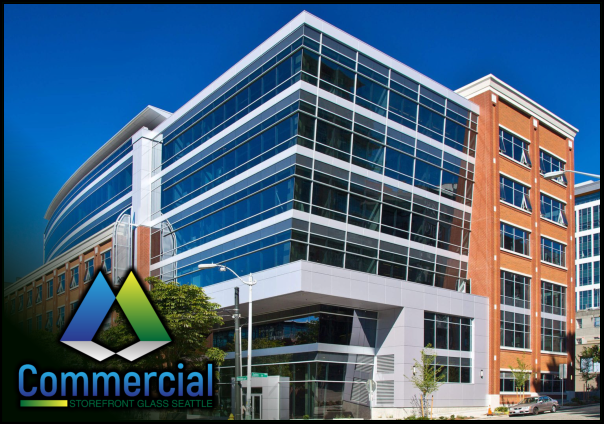 69 commercial storefront glass seattle repair install office local window door 4