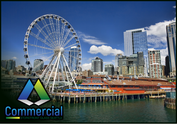 70 commercial storefront glass seattle repair install office local window door 1