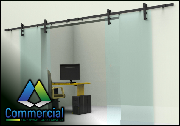 72 commercial storefront glass seattle repair install business glass door 4