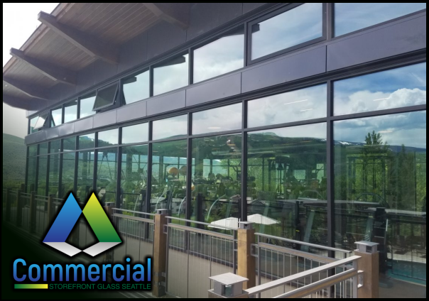 73 commercial storefront glass seattle repair install business glass door 4