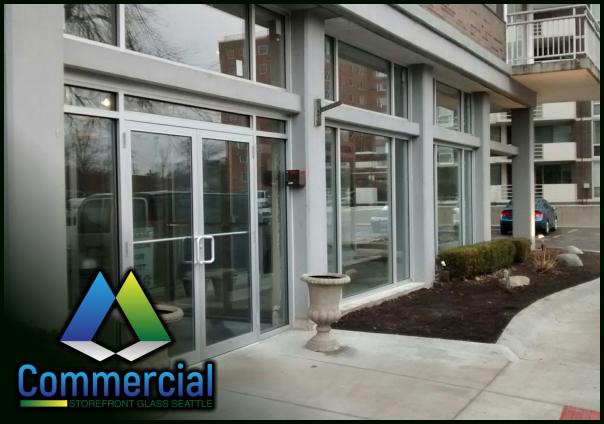 75 commercial storefront glass seattle repair install frontdoor repair 1