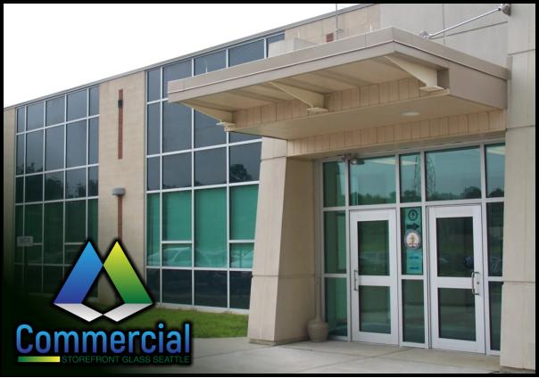 75 commercial storefront glass seattle repair install frontdoor repair 2