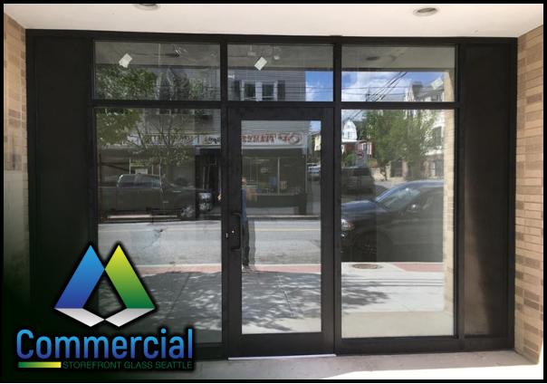 75 commercial storefront glass seattle repair install frontdoor repair 4