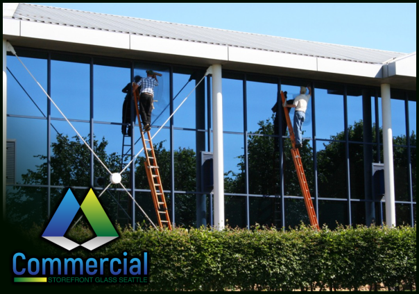 80 commercial storefront glass seattle repair install commercial glass installation 1