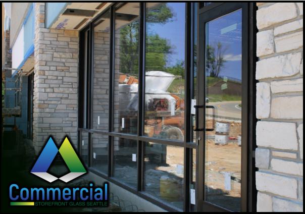 82 commercial storefront glass seattle repair install storefront door repair 2