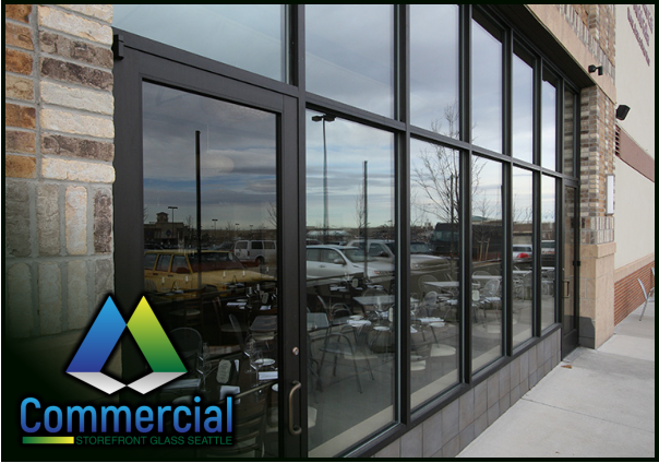 82 commercial storefront glass seattle repair install storefront door repair 3
