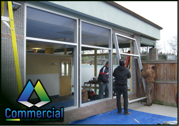 83 commercial storefront glass seattle repair install window repair 1