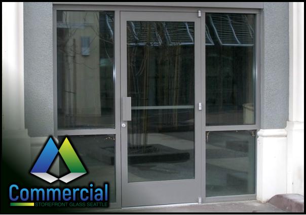 84 commercial storefront glass seattle repair install door repair 2